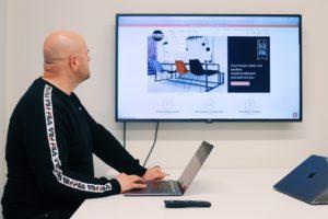 Tunity, ideale partner - digital design