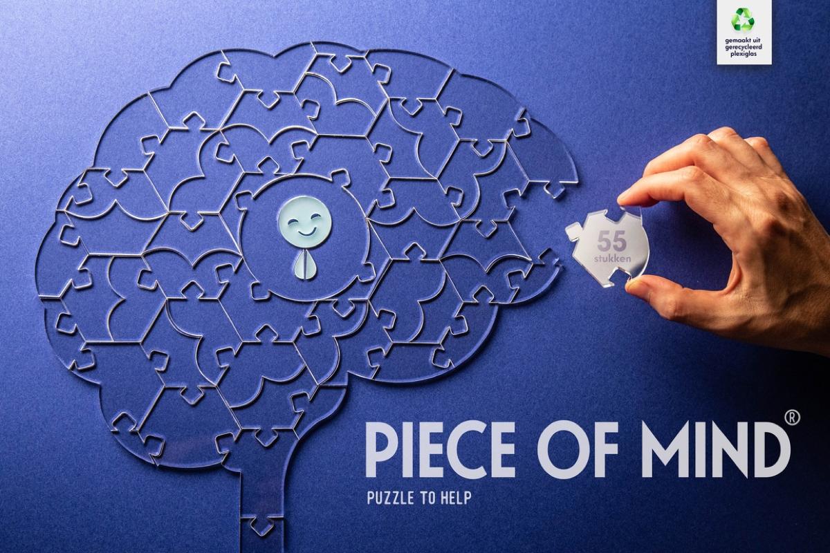 a piece of mind