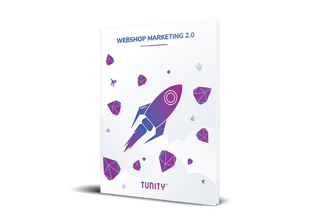 webshop marketing tunity