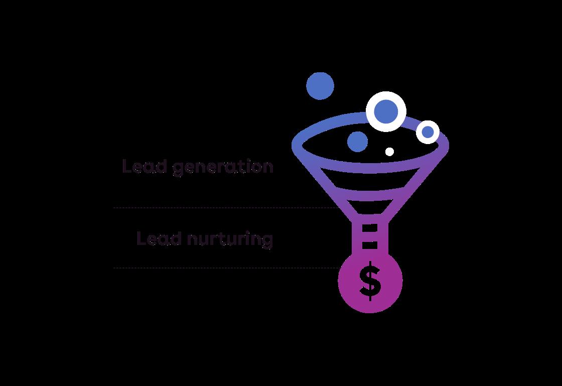 Leadgeneration vs leadnurturing