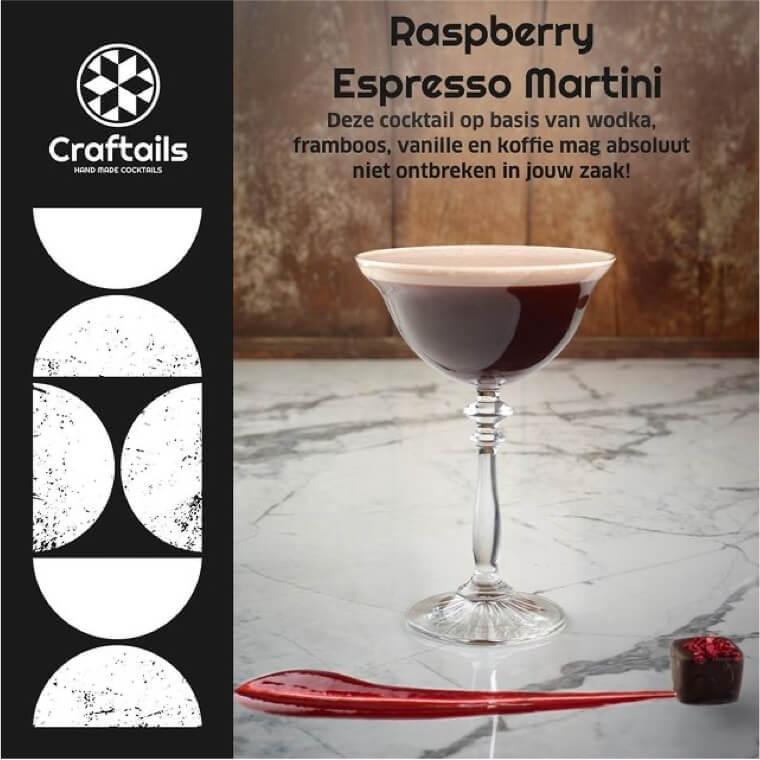 Craftails branding: social post 4