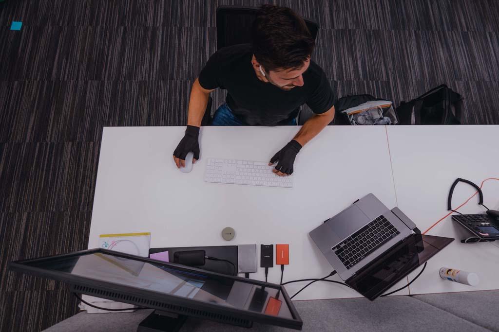 Digital Designer At Work Tunity